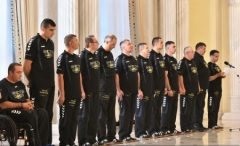 Delegația României formată din 15 militari răniți a plecat la Toronto pentru a participa la Jocurile Paralimpice Invictus