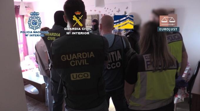 """Desarticulada una organización que explotaba víctimas captadas en Rumanía mediante el método """"lover boy"""""""