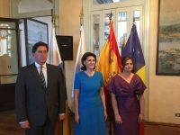 Deschiderea oficială a Consulatului Onorific al României în Insulele Canare