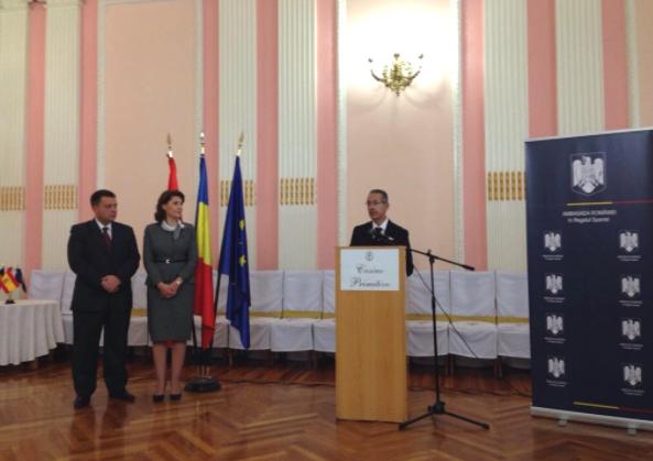 Deschiderea oficială a Consulatului Onorific al României din Albacete