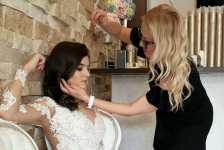 Designerul Miss World 2015, Tina Olari va crea pentru reprezentanta României la concursul din Polonia