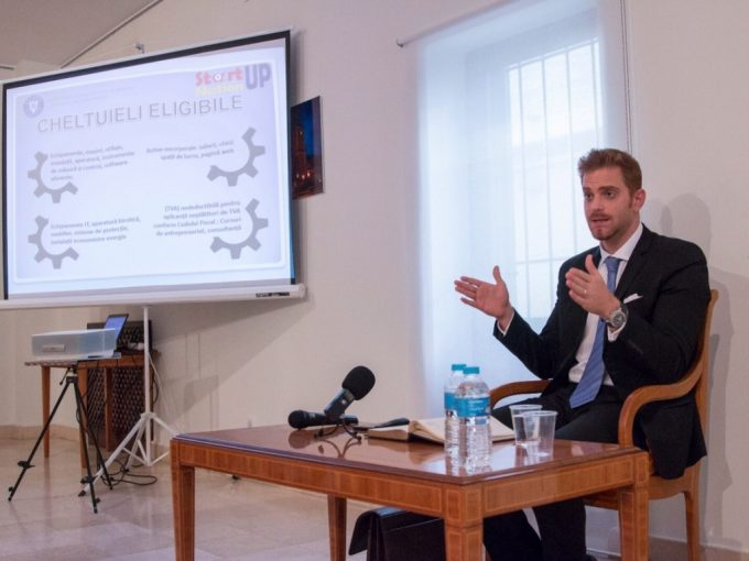 Dezbatere privind Start-Up Nation cu oamenii de afaceri români din Spania