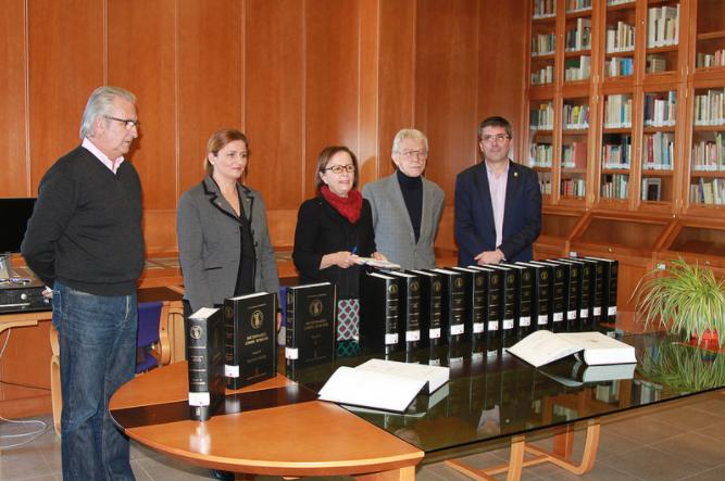 Dicţionarului Limbii Române prezentat la Universitatea din Las Palmas (Insulele Canare)