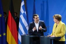 Doar Merkel mai poate salva Grecia! Și Zona Euro!