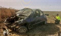 Doi români decedați și alți doi răniți într-un accident rutier în Salteras (Sevilla)