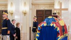 Don Juan Carlos I y doña Sofía asistirán al funeral de Su Majestad el Rey Miguel I
