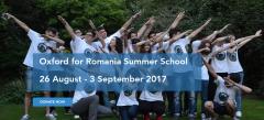 """Două eleve din Piatra-Neamț au obținut o bursă de 1000 de lire în cadrul școlii de vară """"Oxford for Romania"""""""