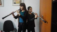 Două românce obțin premii naționale și internaționale la concursurile de oboi
