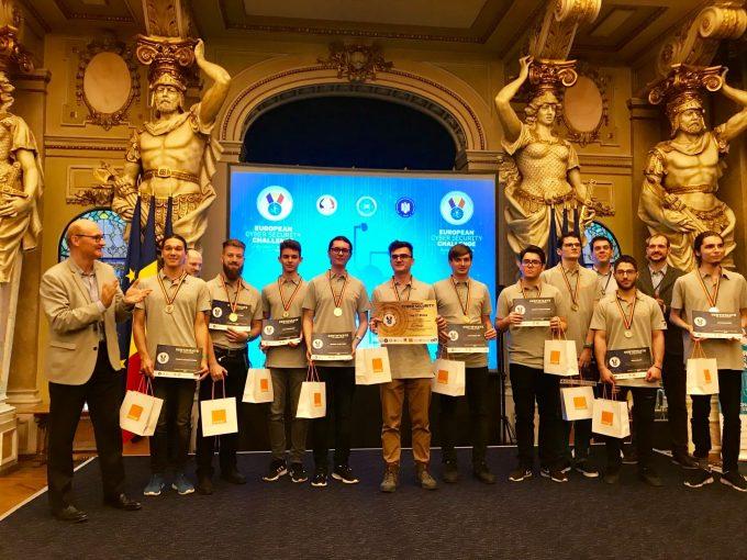 ECSC2019/ România a devenit, în premieră, campioană europeană în securitate cibernetică
