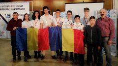 Echipele României au obţinut şapte medalii la Turneul Internaţional de Informatică Shumen 2018