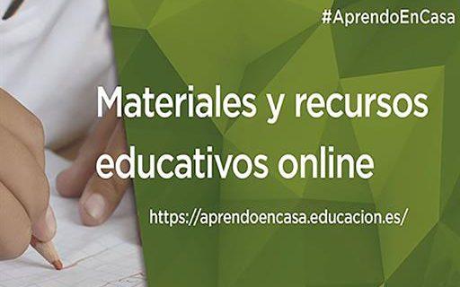 Educación y Formación Profesional pone a disposición una web con contenido pedagógico para trabajar en un entorno virtual