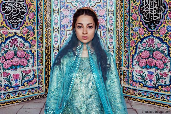 «El Atlas de la belleza» o la diversidad de la mujer alrededor del mundo