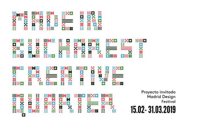 El Barrio Creativo de Bucarest, proyecto invitado en Madrid Design Festival