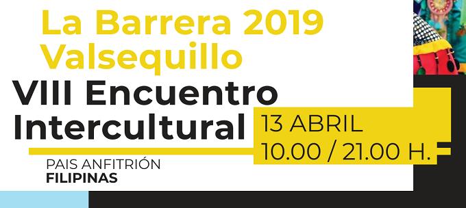 El Encuentro Intercultural, La Barrera-Valsequillo, se convierte en uno de los eventos interculturales