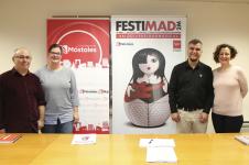 El Festimad regresa a Móstoles con el concurso de jóvenes talentos