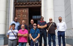 El Gobierno local acompaña a la Federación de Carthagineses y Romanos a Rumanía para abrir nuevas posibilidades turísticas