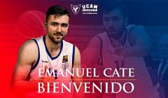 El Rumano, Emanuel Cate se incorpora al UCAM Murcia