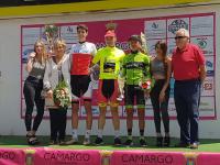 El ciclista rumano, Denis Vulcan es el mejor ciclista juvenil de España