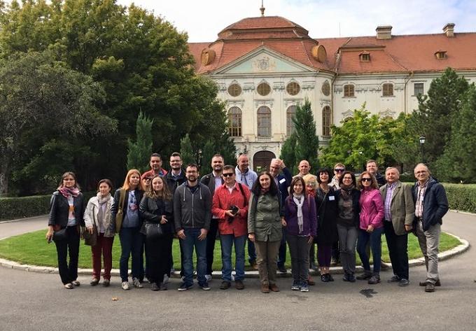 El encuentro del proyecto Erasmus 'Annie-Aquaponics', celebrado en Oradea (Rumanía)