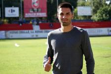 El equipo de futbol de Alcalá de Henares se refuerza con el central rumano Adrian Popa