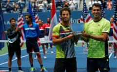 El rumano Tecau y Rojer, campeones del US Open tras ganar su segundo Grand Slam