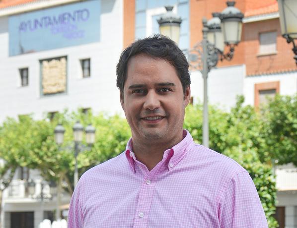 Entrevista con el alcalde de Torrejón de Ardoz