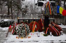 """Eroii revoluţiei din 1989 – omagiaţi: 29 de ani – """"Nu uităm!, Cinste lor!, Libertate!"""""""