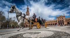 España recibió 18 millones de turistas entre enero y abril, un 13% más