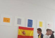 Europa, sărbătorită printr-o expoziție inedită într-un liceu din România cu sprijinul Consulatului României în Insulele Canare
