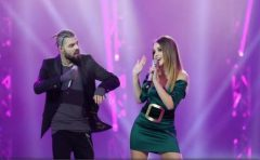 Eurovision 2017: Ilinca și Alex Florea – în turneu de promovare, la Londra, Amsterdam și Madrid