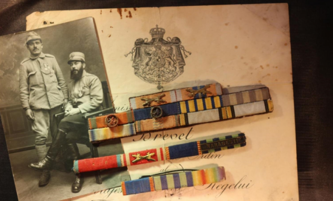 """Toledo: Expoziţia """"România în Primul Război Mondial"""", la Muzeul Armatei, până pe 20 februarie 2018"""