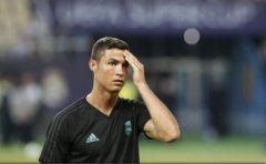 Federația spaniolă a menținut suspendarea de cinci meciuri dictată împotriva lui Cristiano Ronaldo