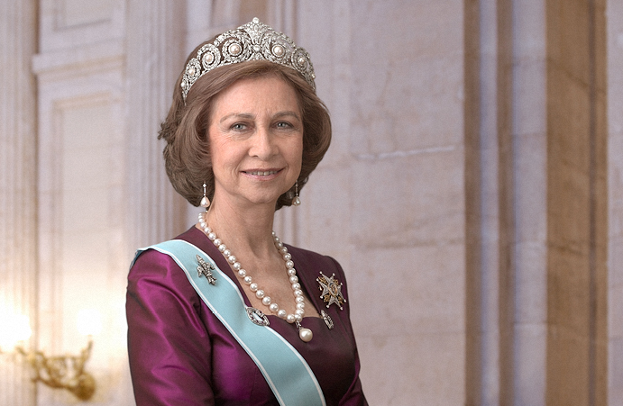 Filă de istorie: Sofia Margarita Victoria Federica - Regina Sofia a Spaniei