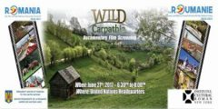 """Filmul documentar """"Wild Carpathia – Seasons of Change"""", prezentat în premieră la sediul ONU"""