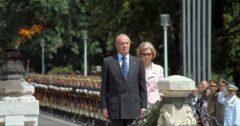 Foștii suverani Juan Carlos și Sofia ai Spaniei vor fi prezenți sâmbătă la funeraliile regelui Mihai