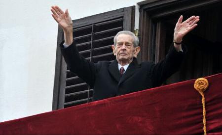 Fostul suveran al României, Regele Mihai I, a murit