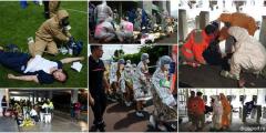 Fotbal: EURO 2016 – Atentate simulate pe Stade de France, pentru pregătirea celui mai rău scenariu