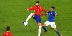 Fotbal: Gerard Pique se retrage de la naționala Spaniei după CM 2018