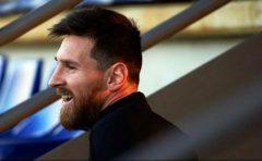 Fotbal: Lionel Messi primește Gheata de Aur pentru a patra oară în cariera sa