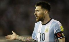 Fotbal: Lionel Messi, suspendat patru meciuri cu naționala Argentinei (FIFA)