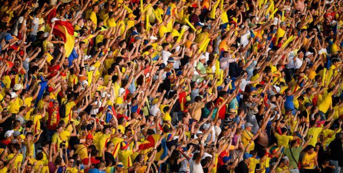 Fotbal: Meciul România - Spania, din preliminariile EURO 2020, se va disputa cu casa închisă