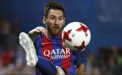 Fotbal: Messi, pe punctul de a-și reînnoi contractul cu FC Barcelona (presă)
