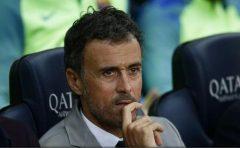 """Fotbal: """"Nu am niciun reproș de făcut"""", a precizat antrenorul Barcelonei, Luis Enrique, la finalul sezonului"""