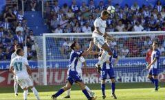 Fotbal: Real Madrid, victorie pe terenul lui Alaves în La Liga