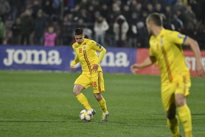 Fotbal: Selecţionerul Cosmin Contra a convocat 26 de jucători pentru partidele naţionalei României cu Norvegia şi Malta