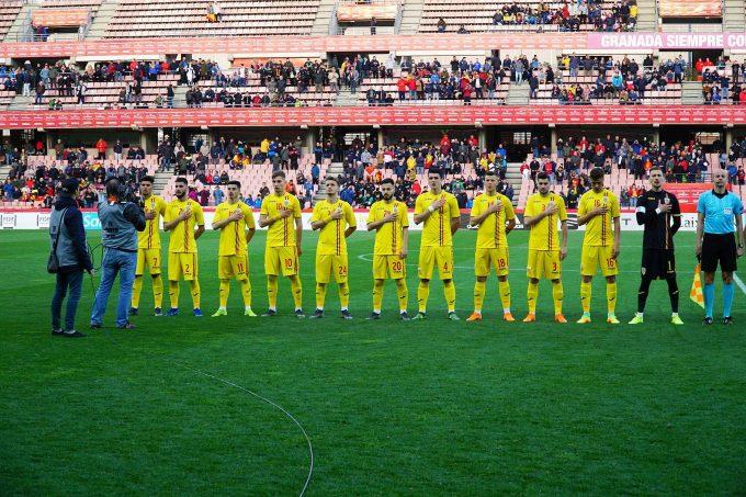 Fotbal: Spania – România 1-0, în meci amical al selecţionatelor Under-21