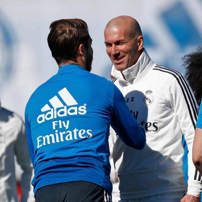 Fotbal - Spania: Zinedine Zidane a revenit cu o victorie la Real Madrid