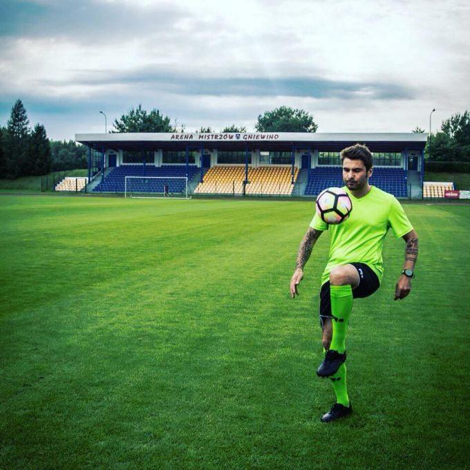 Fotbal: Totti, Pirlo şi Rădoi vor juca în meciul de retragere al lui Adrian Mutu
