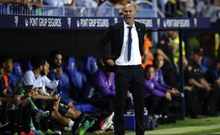 """Fotbal: Zidane, """"cel mai bun antrenor din lume"""", potrivit președintelui lui Real Madrid"""