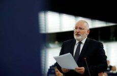 Frans Timmermans: Comisia Europeană nu va ezita să ducă guvernul României în faţa instanţei când se va impune